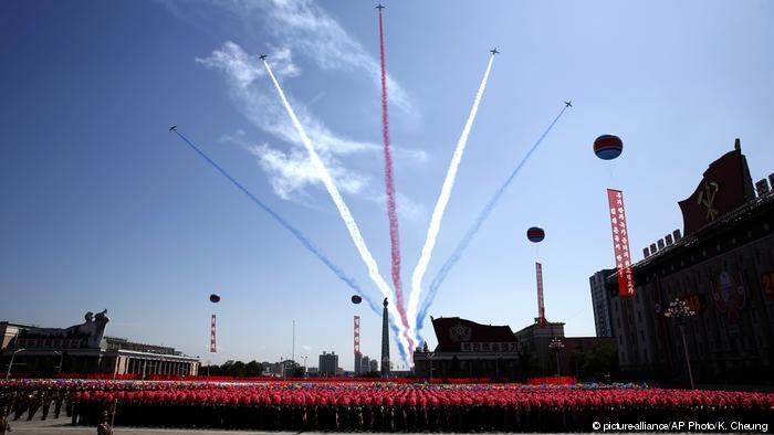 Kuzey Kore 70'inci yılını kutluyor galerisi resim 3