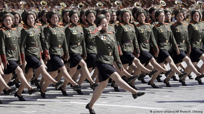 Kuzey Kore 70'inci yılını kutluyor galerisi resim 4