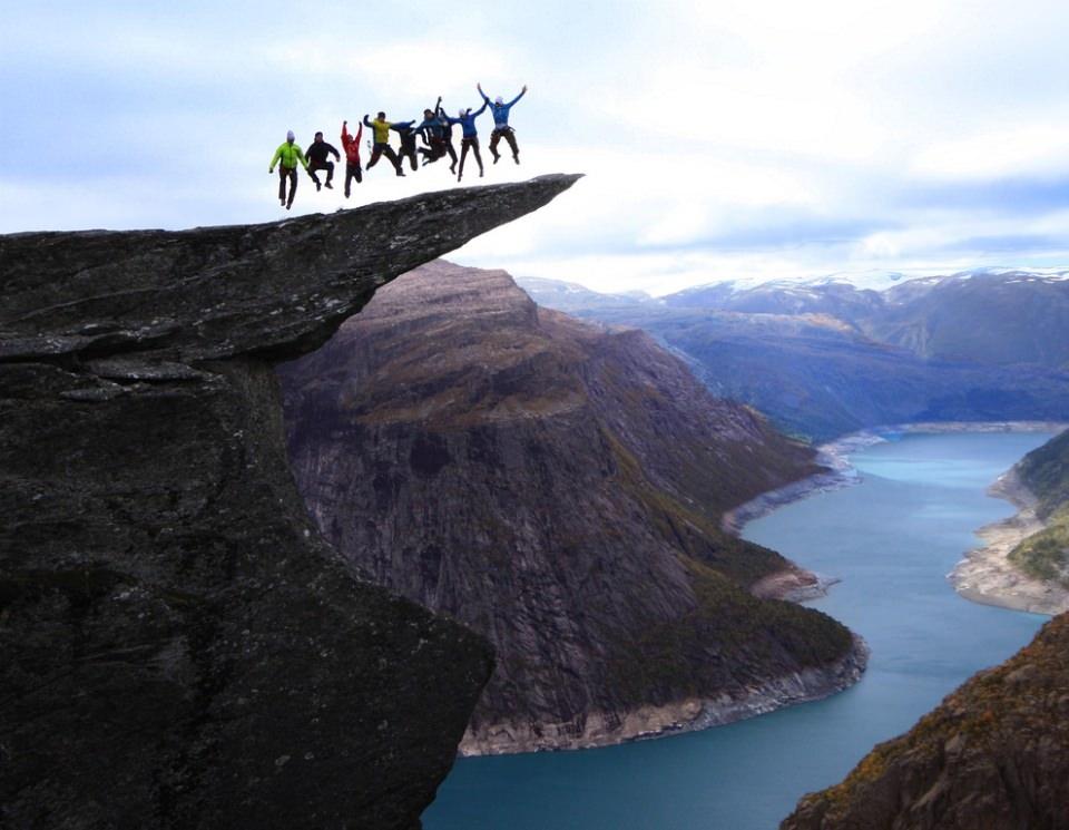 Yükseklik korkusu olanlar bakmasın! galerisi resim 12