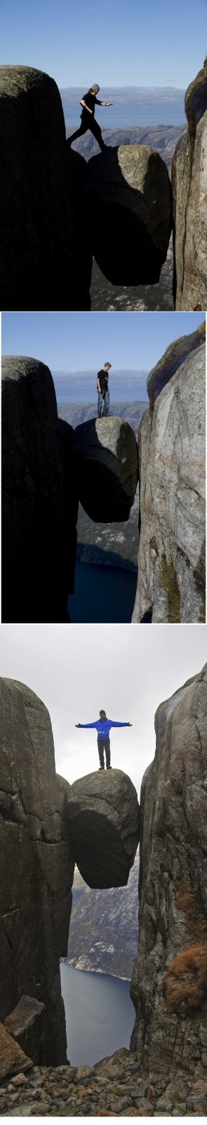 Yükseklik korkusu olanlar bakmasın! galerisi resim 13