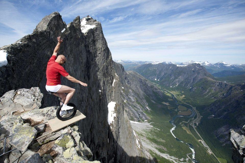 Yükseklik korkusu olanlar bakmasın! galerisi resim 16