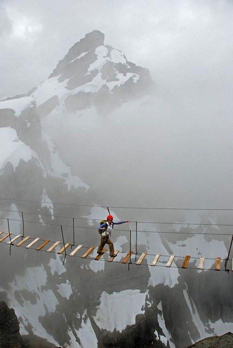 Yükseklik korkusu olanlar bakmasın! galerisi resim 17