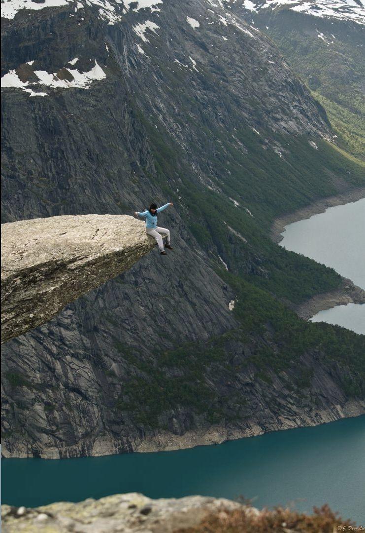 Yükseklik korkusu olanlar bakmasın! galerisi resim 24
