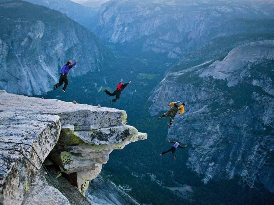 Yükseklik korkusu olanlar bakmasın! galerisi resim 8