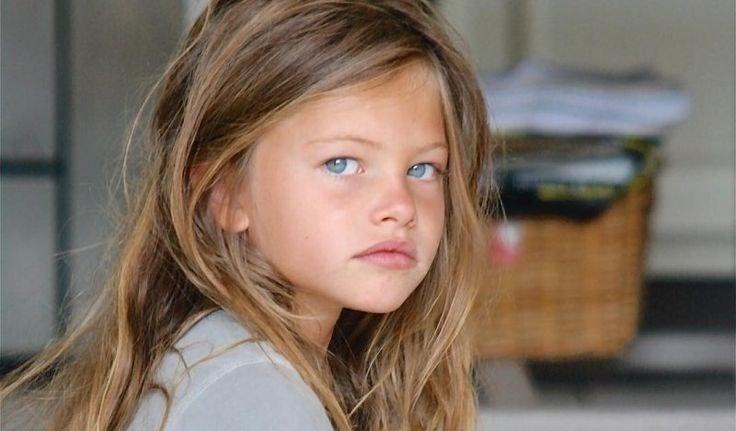 'Dünyanın en güzel kızı' Thylane Blondeau girişimci oldu galerisi resim 1