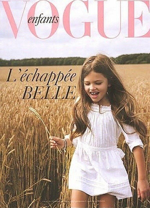 'Dünyanın en güzel kızı' Thylane Blondeau girişimci oldu galerisi resim 5
