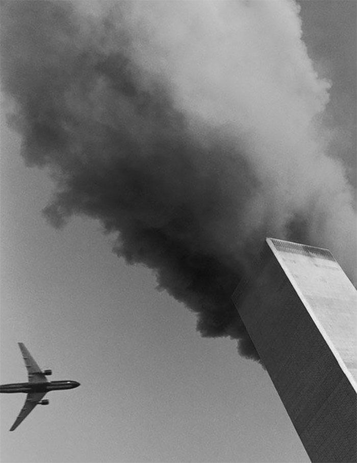 11 Eylül saldırılarından hiç görmediğiniz fotoğraflar galerisi resim 1