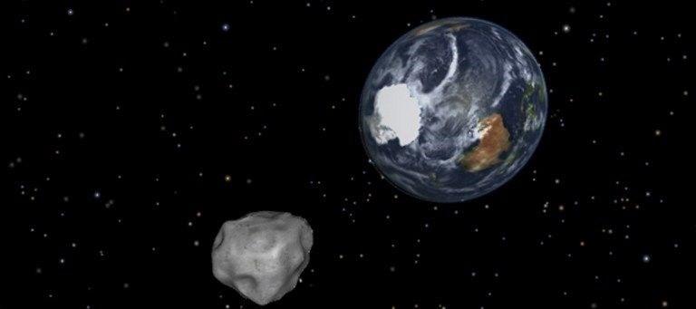 Bu asteroid dibimizden geçecek! galerisi resim 1