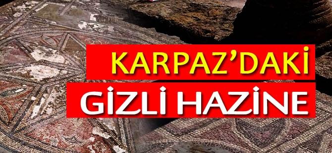 Karpaz'da gizli hazine galerisi resim 1
