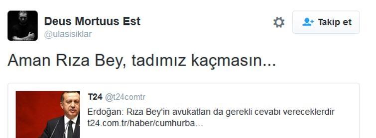 Erdoğan'ın 'bizimle ilgisi yok' sözlerine sosyal medyadan galerisi resim 4