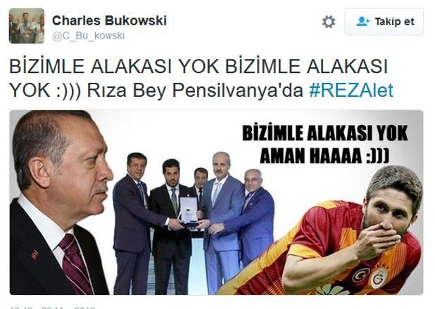 Erdoğan'ın 'bizimle ilgisi yok' sözlerine sosyal medyadan galerisi resim 7