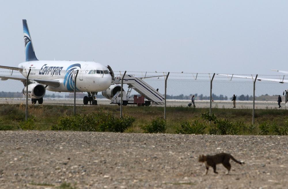 Kaçırılan uçağa dair detaylar galerisi resim 10