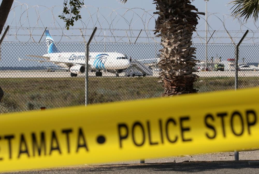 Kaçırılan uçağa dair detaylar galerisi resim 4