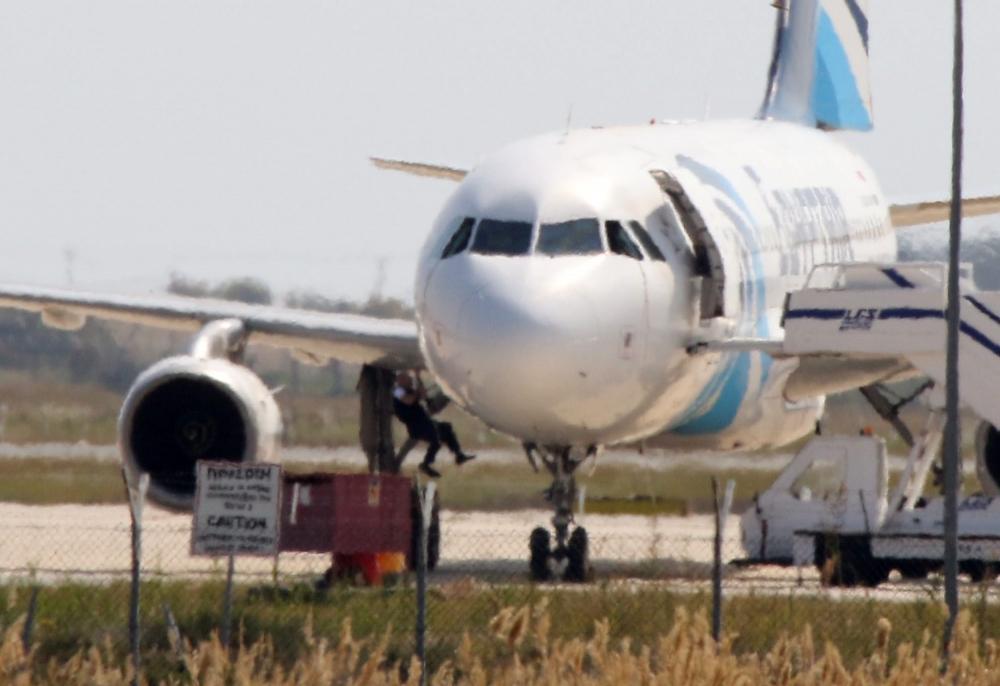 Kaçırılan uçağa dair detaylar galerisi resim 6