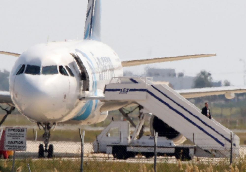 Kaçırılan uçağa dair detaylar galerisi resim 8