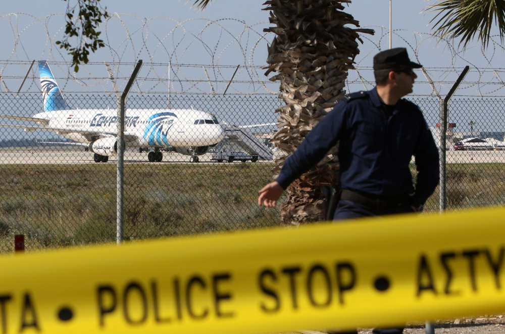 Kaçırılan uçağa dair detaylar galerisi resim 9