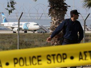 Kaçırılan uçağa dair detaylar