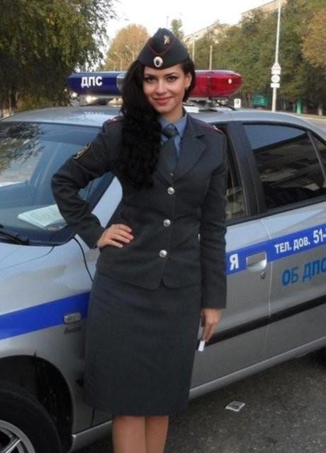 İşte dünyadan kadın polisler galerisi resim 6