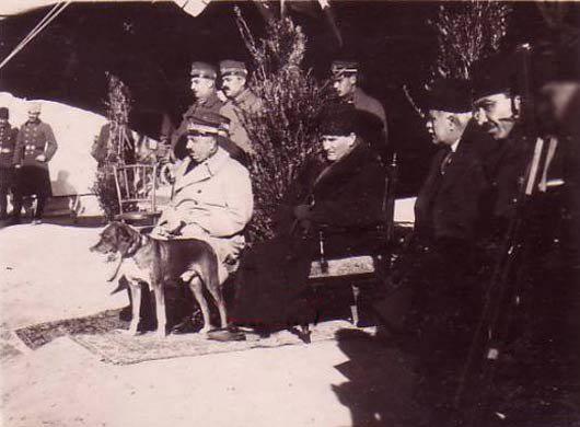Atatürk'ün ilk kez yayınlanan fotoğrafları galerisi resim 11