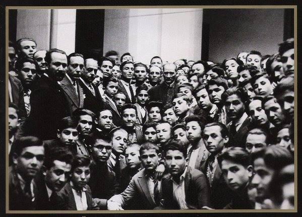 Atatürk'ün ilk kez yayınlanan fotoğrafları galerisi resim 13