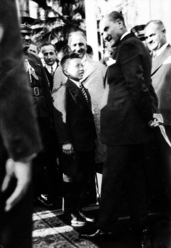 Atatürk'ün ilk kez yayınlanan fotoğrafları galerisi resim 20