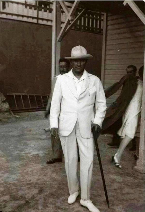 Atatürk'ün ilk kez yayınlanan fotoğrafları galerisi resim 21