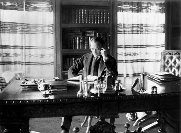 Atatürk'ün ilk kez yayınlanan fotoğrafları galerisi resim 22