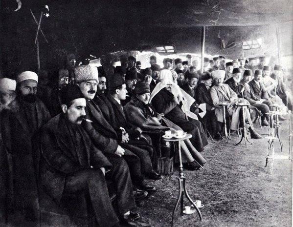Atatürk'ün ilk kez yayınlanan fotoğrafları galerisi resim 24