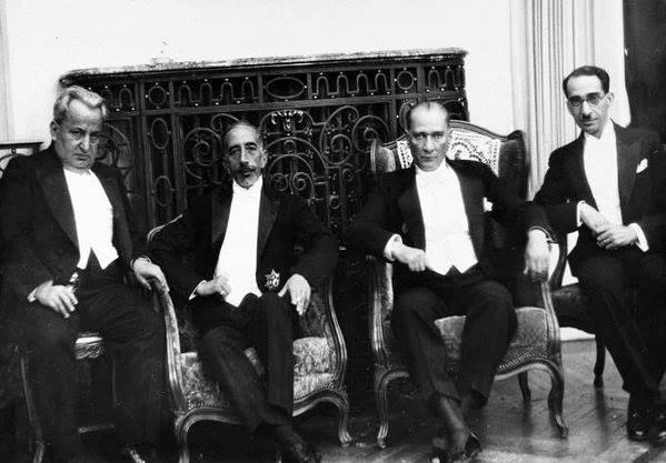 Atatürk'ün ilk kez yayınlanan fotoğrafları galerisi resim 27