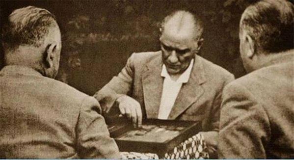 Atatürk'ün ilk kez yayınlanan fotoğrafları galerisi resim 28