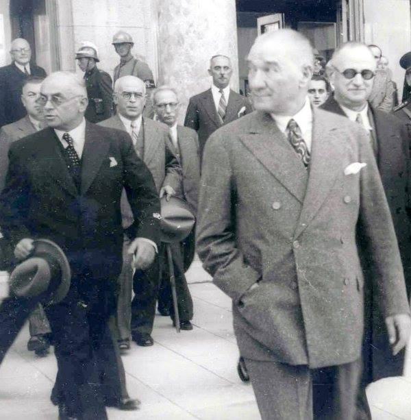 Atatürk'ün ilk kez yayınlanan fotoğrafları galerisi resim 30