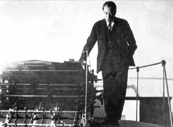 Atatürk'ün ilk kez yayınlanan fotoğrafları galerisi resim 31