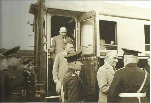 Atatürk'ün ilk kez yayınlanan fotoğrafları galerisi resim 32