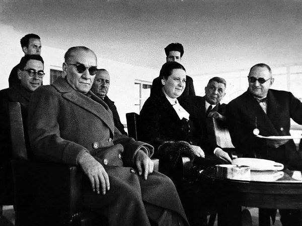 Atatürk'ün ilk kez yayınlanan fotoğrafları galerisi resim 34