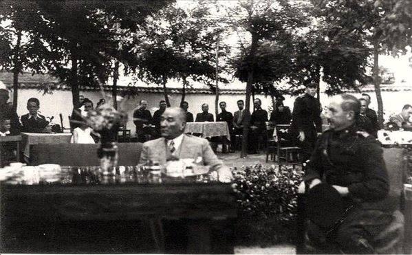 Atatürk'ün ilk kez yayınlanan fotoğrafları galerisi resim 35