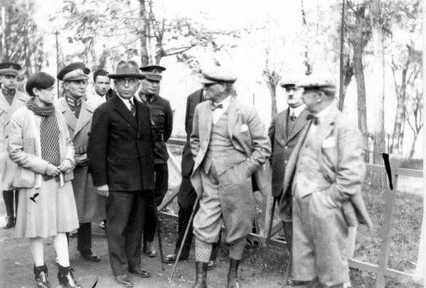 Atatürk'ün ilk kez yayınlanan fotoğrafları galerisi resim 38