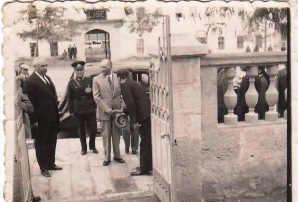 Atatürk'ün ilk kez yayınlanan fotoğrafları galerisi resim 39