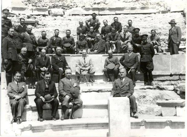 Atatürk'ün ilk kez yayınlanan fotoğrafları galerisi resim 41