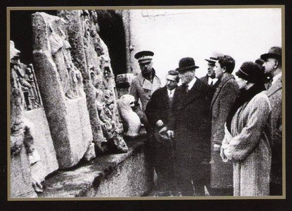 Atatürk'ün ilk kez yayınlanan fotoğrafları galerisi resim 44