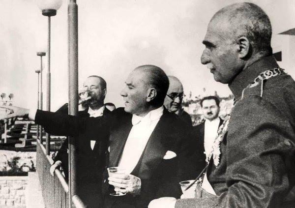 Atatürk'ün ilk kez yayınlanan fotoğrafları galerisi resim 5