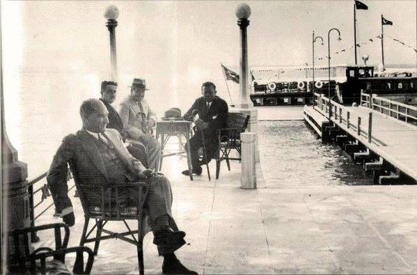 Atatürk'ün ilk kez yayınlanan fotoğrafları galerisi resim 51