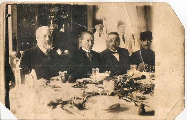 Atatürk'ün ilk kez yayınlanan fotoğrafları galerisi resim 52