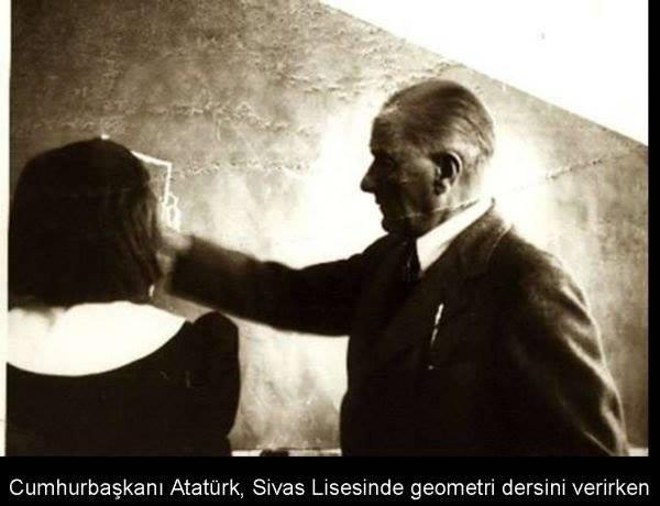 Atatürk'ün ilk kez yayınlanan fotoğrafları galerisi resim 55