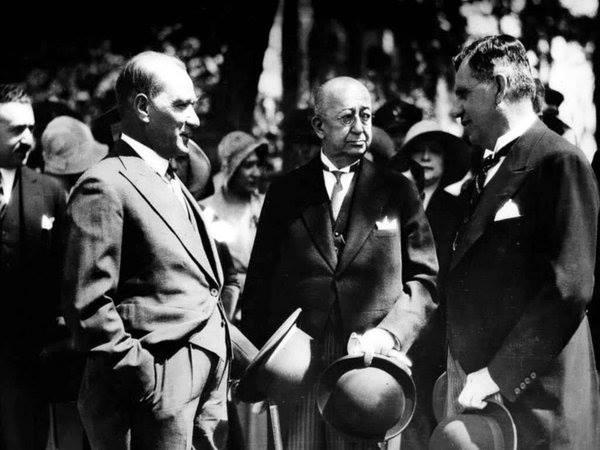 Atatürk'ün ilk kez yayınlanan fotoğrafları galerisi resim 58