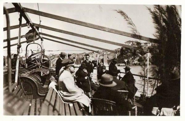 Atatürk'ün ilk kez yayınlanan fotoğrafları galerisi resim 6