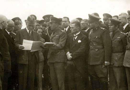 Atatürk'ün ilk kez yayınlanan fotoğrafları galerisi resim 8