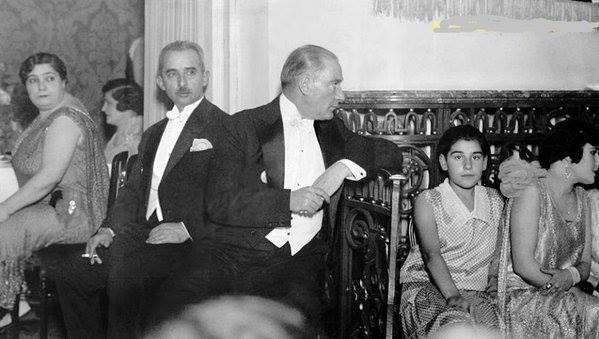 Atatürk'ün ilk kez yayınlanan fotoğrafları galerisi resim 9