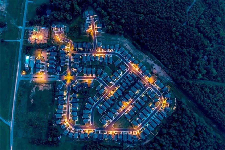 Yılın en iyi Drone fotoğrafları galerisi resim 1