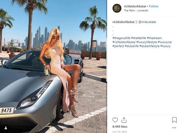 Dubai'nin zengin çocukları galerisi resim 1