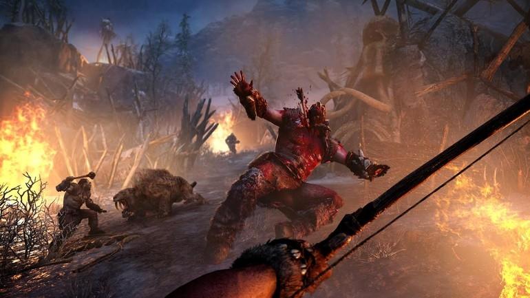 Far Cry Primal'a Survivor modu geliyor galerisi resim 1
